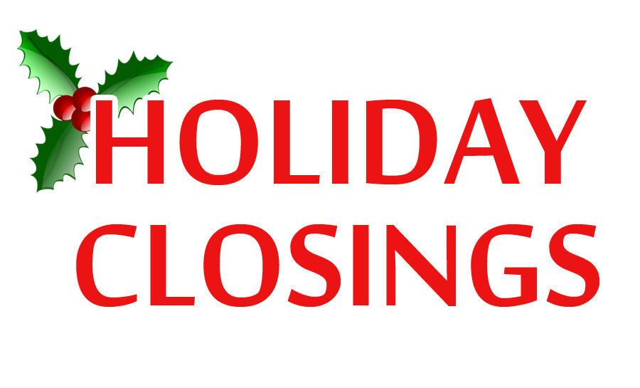 holidayclosings