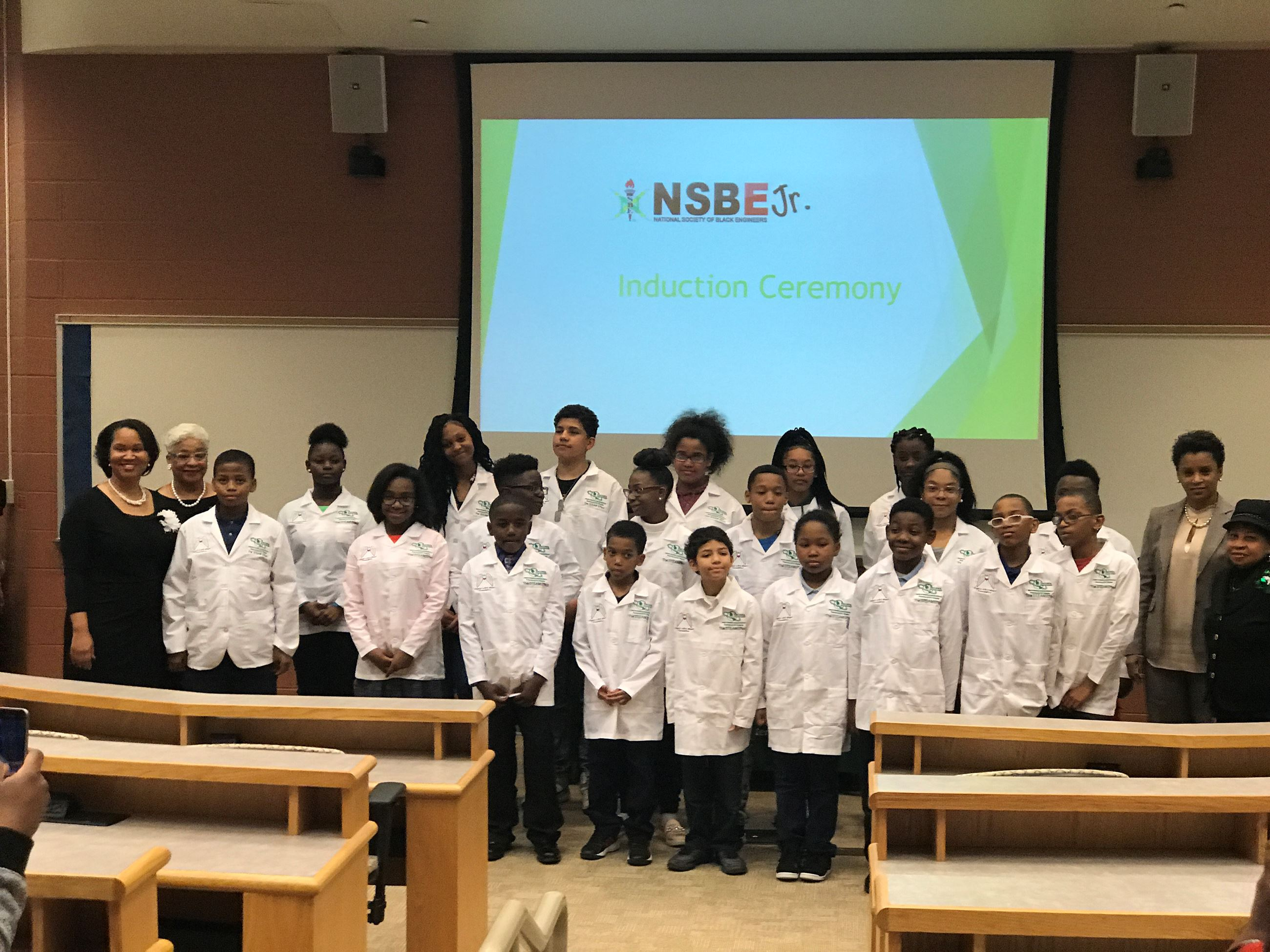 NSBE, JR (Petersburg Links and Petersburg Recreation Partnership